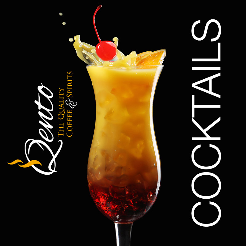 Qento Carta Cocktails 2015